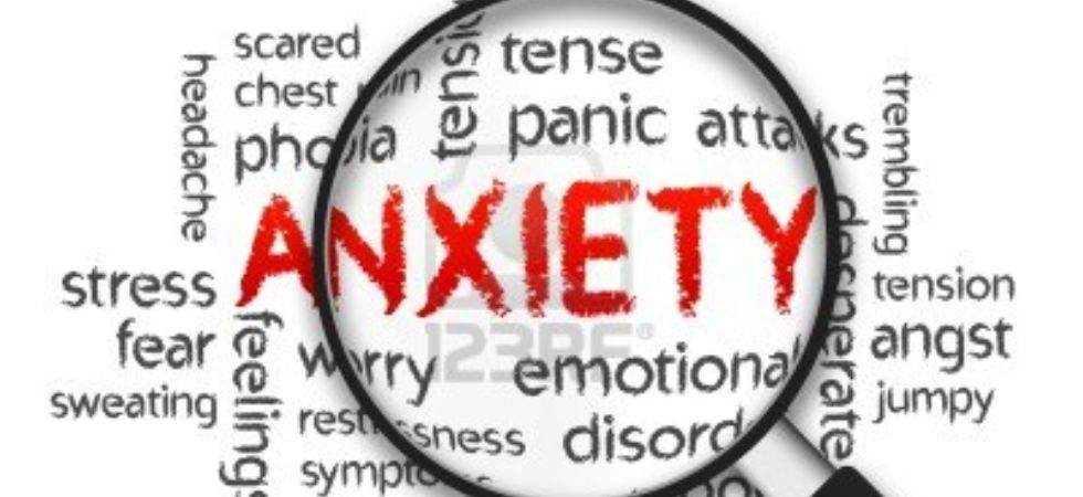 Anxiety 'epidemic' brewing in colleges, says study