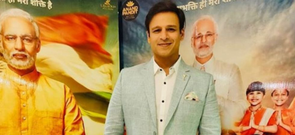 Vivek Oberoi visits Shirdi, seeks blessings for release of PM Modi biopic soon.