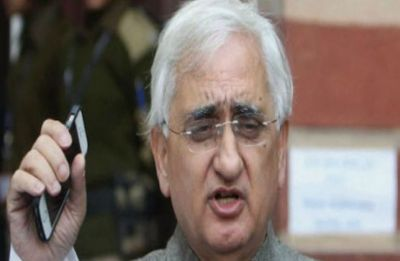 SP-BSP-RLD will have no choice but align with Congress after LS election results: Salman Khurshid