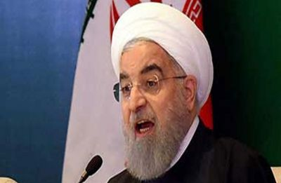 Iran's President Hassan Rouhani announces joint border 'reaction force' with Pakistan