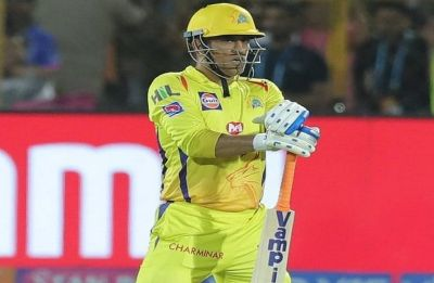 MS Dhoni's blazing 84* in vain, Royal Challengers Bangalore beat Chennai Super Kings by one run