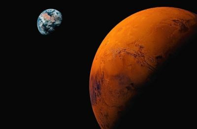 Life on Mars? Bacteria embedded in meteorite gives irrefutable evidence about Red Planet
