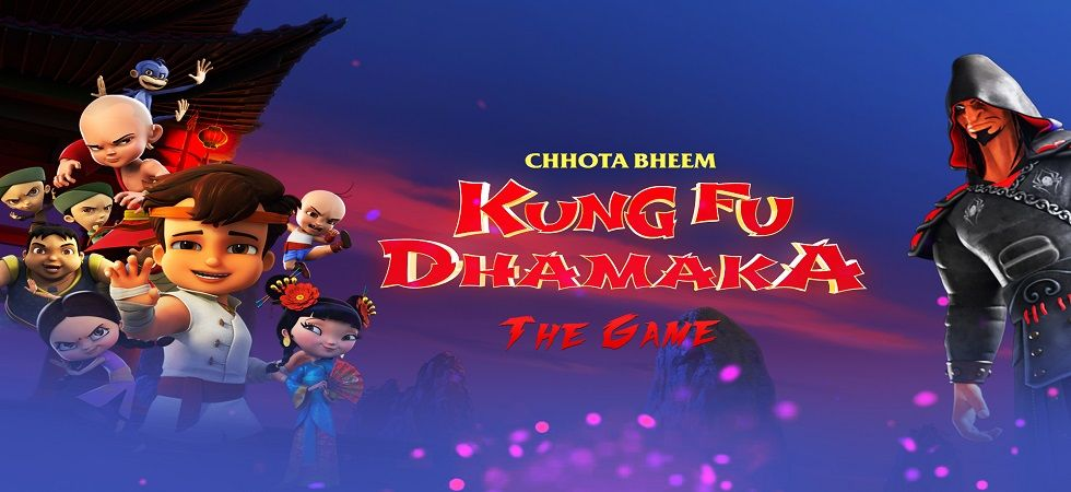 Chhota Bheem Kung fu Dhamaka game released now