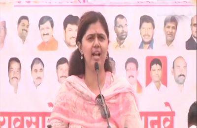 'Tie bomb around Rahul Gandhi and...': Pankaja Munde's reply to those asking proof of 'surgical strike'