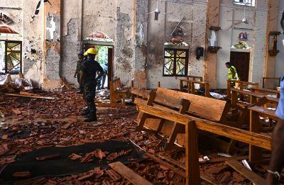 Two more Indians confirmed dead in Sri Lankan serial blasts: Sushma Swaraj
