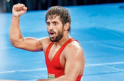 Bajrang, Rana enter final in Asian Wrestling Championship