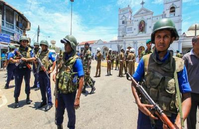 Sri Lanka blasts death count rises to 310, police arrest 40 suspects