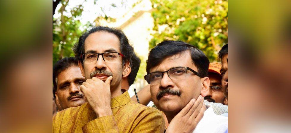 Arrest warrant issued against Shiv Sena chief Uddhav Thackeray, Sanjay Raut (File Photo)