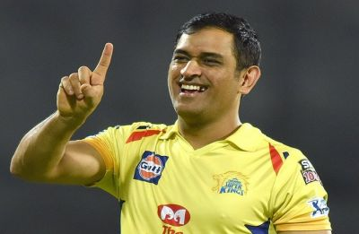 If I tell the secret, they won't buy me in the auction: MS Dhoni on Chennai Super Kings reaching playoffs