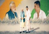 LIVE: As a child, I was in awe of jawans, wanted to join Army: PM Modi to Akshay Kumar