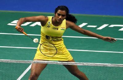 PV Sindhu, Saina Nehwal enter next round of Asian Badminton Championship