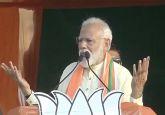 Lok Sabha Polls LIVE   Mamata has forgotten that chowkidar is alert: PM Modi