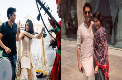 These PHOTOS of Samantha Akkineni and Naga Chaitanya from a function are all things love!