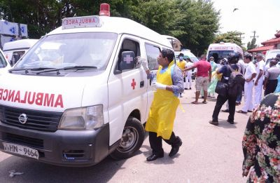 Sri Lanka terror attacks: Death count rises to 359, more suspects arrested
