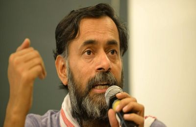Yogendra Yadav slams PM Modi for mentioning Balakot strike at poll rallies