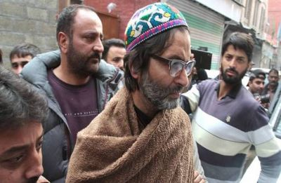 Yasin Malik sent to judicial custody till May 24 in alleged terror funding case