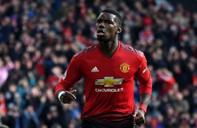 Pogba odd man out in PFA team of the year