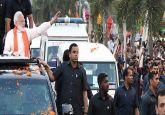 Narendra Modi Varanasi Road Show Live Updates: PM's mega show of strength in temple town today