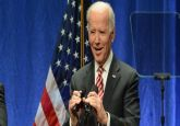 Former US vice president Joe Biden announces his candidacy for president in 2020