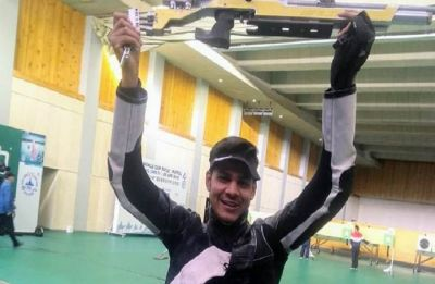 Divyansh Singh Panwar clinches fourth Olympic quota spot in shooting with ISSF World Cup silver