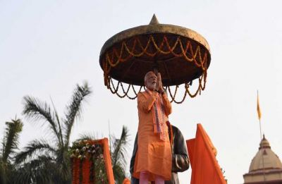 Top NDA leaders to rally behind as PM Modi files poll nomination from Varanasi today