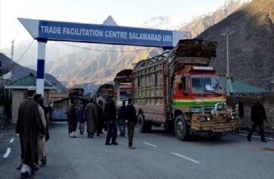 Cross-LoC trade 'confidence building measure', hope for its early resumption: Pakistan