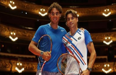 'We are all grateful to him': Nadal salutes retiring Ferrer in Barcelona