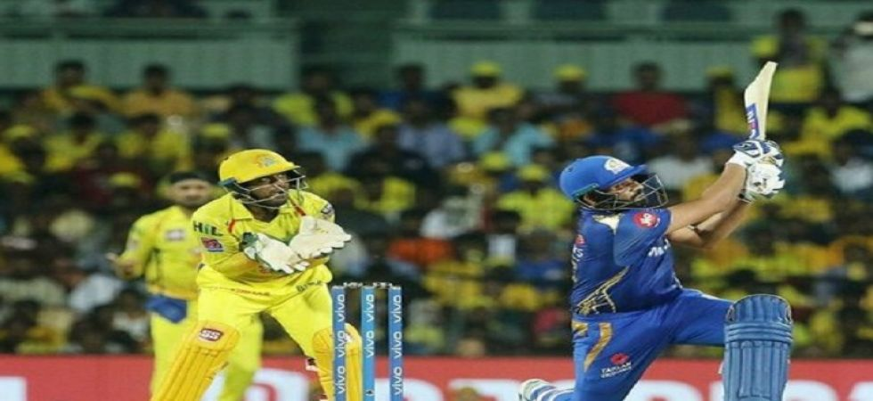 Mumbai Indians have ensured a loss for Rajasthan Royals, Kolkata Knight Riders and Royal Challengers Bangalore will eliminate them from the playff race. (Image credit: Twitter)