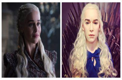 Museum unveils Daenerys Targaryen statue looking NOTHING like her, internet is not amused