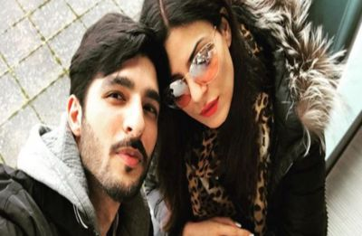 WOAH! Is Sushmita Sen engaged to Rohman Shawl? Beauty queen flaunts off gorgeous blue sapphire ring