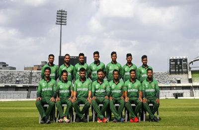 Bangladesh Team unveiled jersey for World Cup 2019
