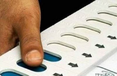 Perfume on EVM? Trinamool Congress workers spray scent on party button, smell voters' fingers