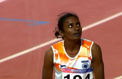 Aim is to qualify for Tokyo Olympics: Gomathi