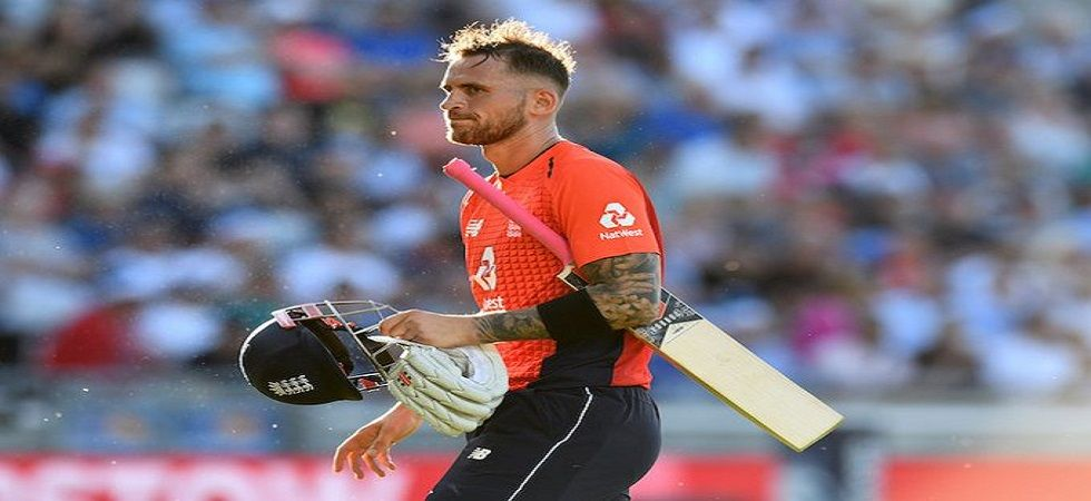 Alex Hales withdrawn from England squad for ICC Cricket World Cup 2019