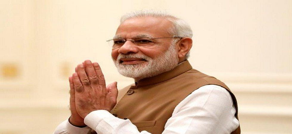PM Modi took to Twitter to urge voters to come out and exercise their franchise in large numbers. (File photo)