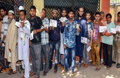 Lok Sabha Elections: 57.58% voter turnout recorded in 13 Uttar Pradesh constituencies