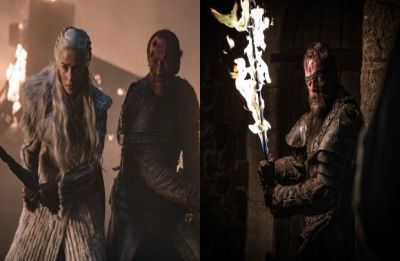 Who fell in 'Game of Thrones' Long Night Battle and who said 'Not Today' to God of Death