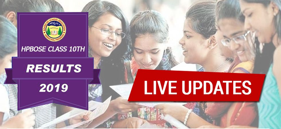 HPBOSE Class 10 Results today