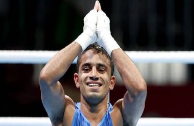 Amit Panghal nominated for Arjuna award once again