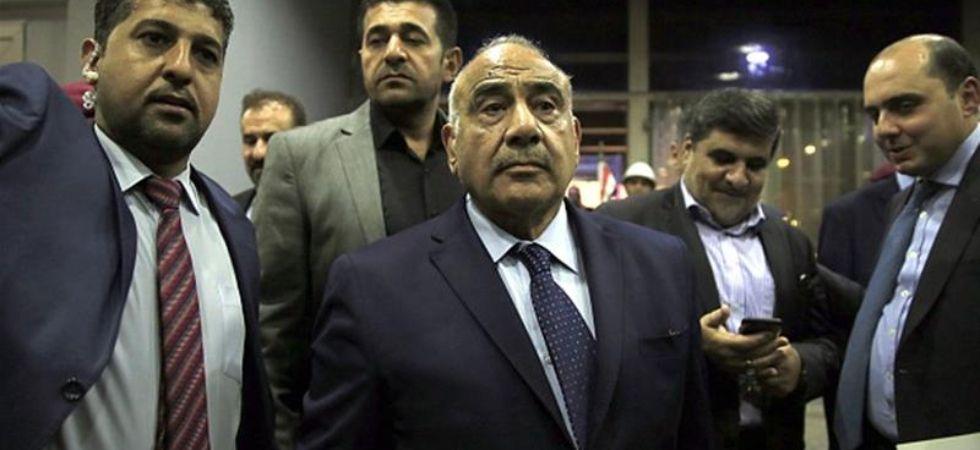 Iraq PM Adel Abdel Mahdi (File Photo)