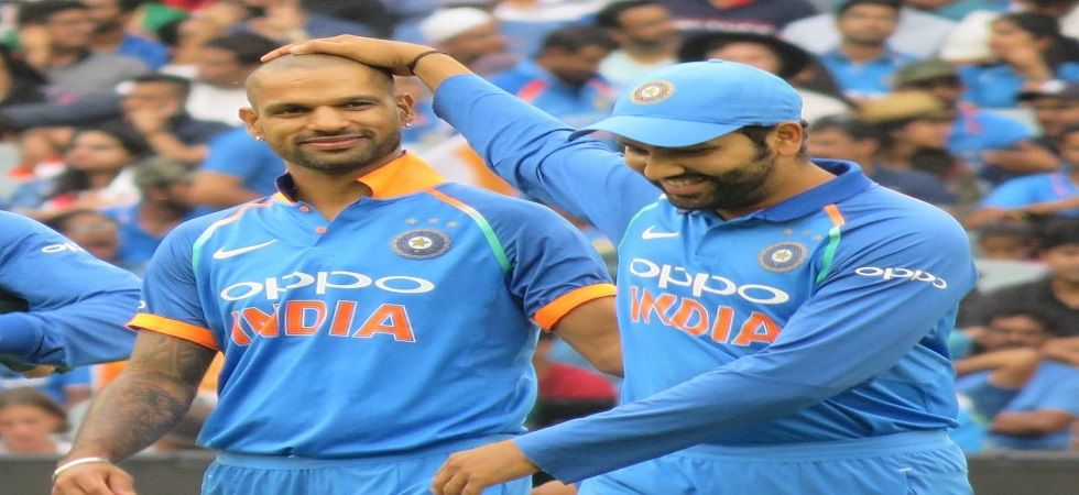 Shikhar Dhawan will play his second 50-over World Cup (Image Credit: Twitter)