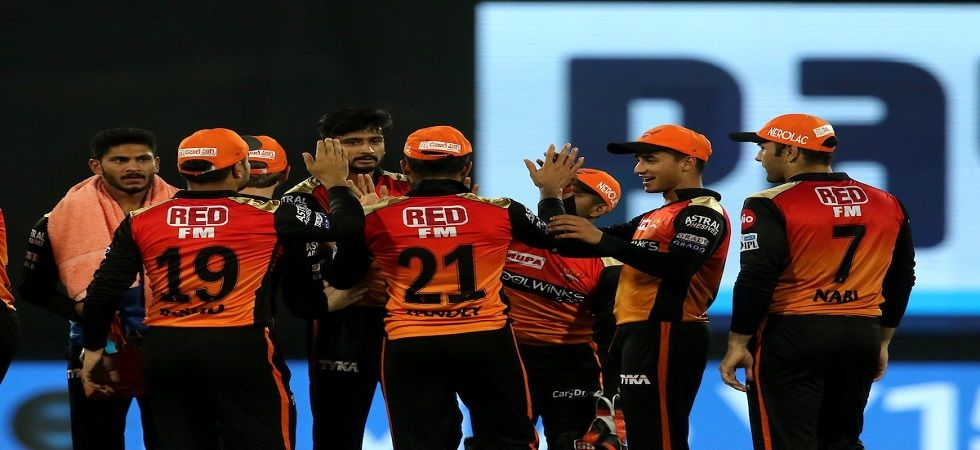 Sunrisers Hyderabad has edge over other for fourth spot (Image Credit: Twitter)