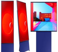 Samsung Sero TV unveiled, can be used in both vertical and horizontal mode