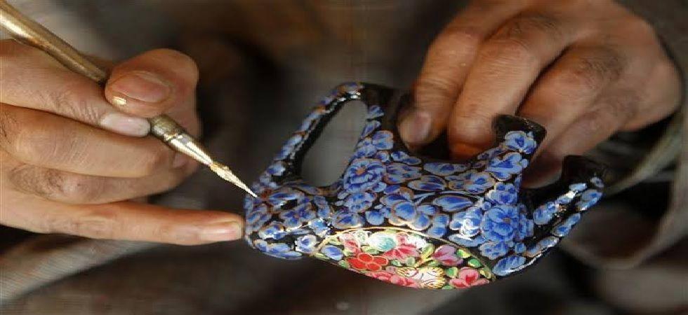 Paper Mache is also known as 'Kari Qalamdane'