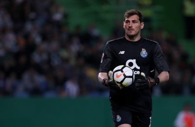 Former Real Madrid goalkeeper Iker Casillas rushed to hospital after suffering heart attack