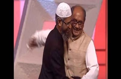 'Doob maro Congress walon': PM Modi mocks 'Diggi Raja' Digvijaya Singh over Zakir Naik connection