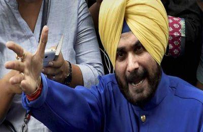 Navjot Sidhu gets EC notice for making personal remarks against PM Modi