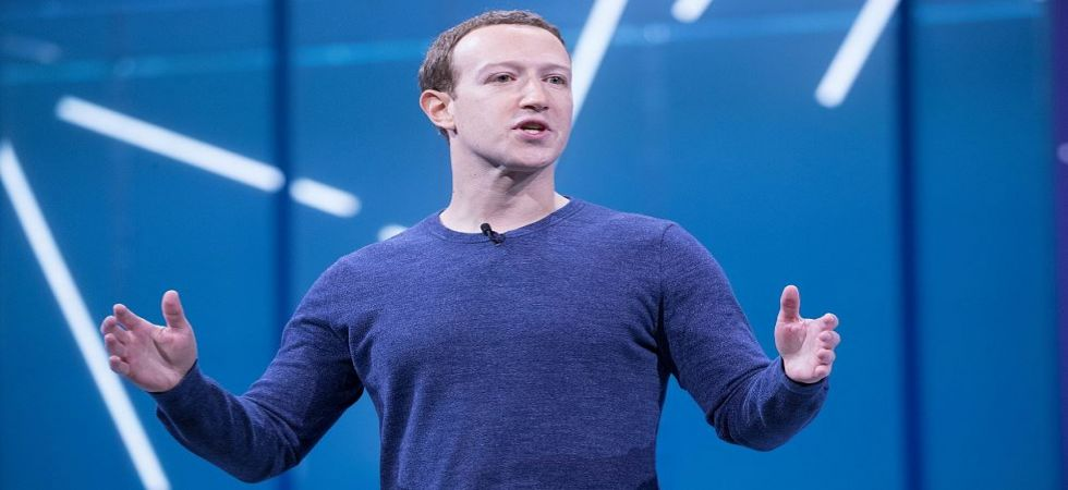 Facebook CEO Mark Zuckerberg (File Photo)
