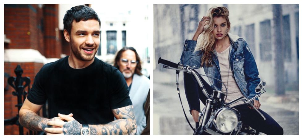 Liam Payne dines with Stella Maxwell after spilt from Naomi Campbell (Photo: Instagram)