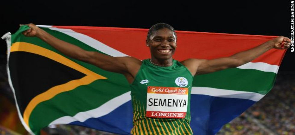Caster Semenya is an Olympic champion and his career is at the crossroads after this verdict from Court of Arbitration for Sport (CAS). (Image credit: Twitter)